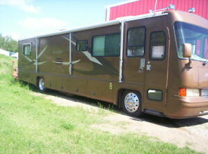 1997 Tiffin Allegro Bus Diesel Pusher Motorhome