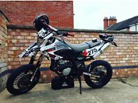 Yamaha wr125x 2011