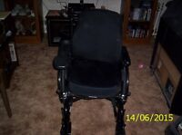 Wheel Chair Breezy 600 series