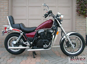 WANTED: 1983 - 1984 Honda Shadow 750