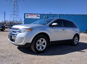 2013 Ford Edge !! Certified & E-Tested !! TAXES INCLUDED ! NAV !