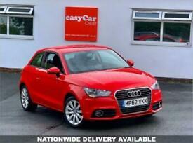 image for 2012 62 AUDI A1 1.4 TFSI SPORT 3D 122 BHP