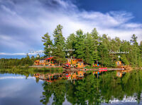 Great Canadian outdoor Autumn/Winter retreat. Christmas/New Year