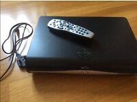 SKY PLUS + HD TV Box with Remote Control