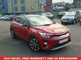 image for 2017 67 KIA STONIC 1.0 FIRST EDITION 5D 118 BHP