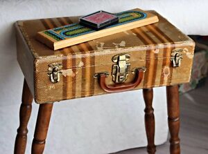 Side-Table Trunk