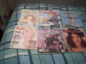MADONNA Rolling Stone Mag's