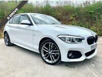 2015 65 BMW 1 SERIES 2.0 120D XDRIVE M SPORT 5D 188 BHP DIESEL