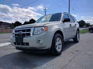 2009 Ford Escape XLT !! Certified & E-Tested !! FULLY LOADED !!
