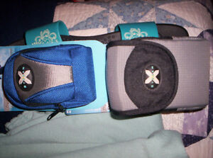 PADDED DIGITAL CAMERA CASES