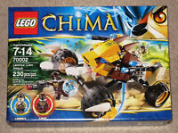 Lego Legends of Chima: Lennox' Lion Attack Set #70002 (2013)