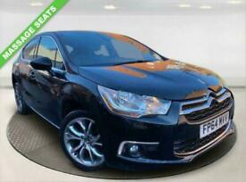 image for 2014 64 CITROEN DS4 1.6 E-HDI AIRDREAM DSTYLE 5D 115 BHP DIESEL