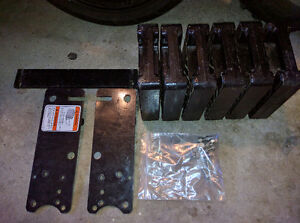 Lawn Tractor Counter Weights - $275.00 OBO