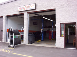 automotive repair shop for sale in richmond hill