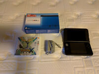 Nintendo 3DS XL and Pokemon X