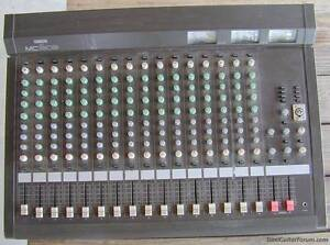 Yamaha 16 Channel Mixer MC1602 Camden South Camden Area Preview