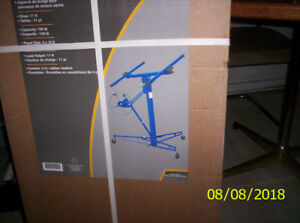 Drywall Lift Hoist - Brand New