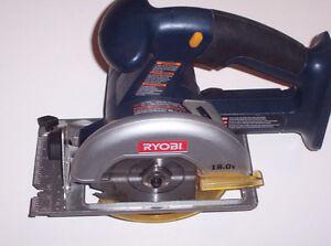 ONE+ 18 volt RYOBI Tools