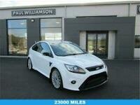 2010 M FORD FOCUS 2.5 RS 3D 300 BHP