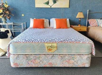 DELIVERY TODAY Ensemble Queen bed & QUALITY mattress QUICK SALE Belmont Belmont Area Preview