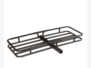 new Cargo Carrier 53 x 19 hitch mount - fits a 2 inch receiver