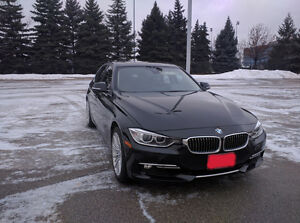 2014 BMW 3-Series 328i xDrive Sedan AWD