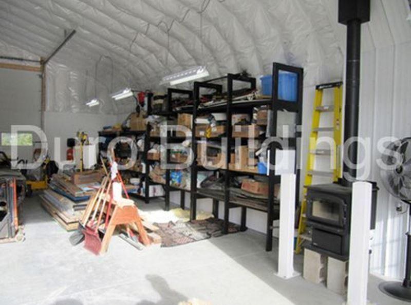 Durospan steel 20x20 metal building kit garage workshop for Kit da garage 20x20