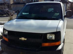 2007 Chevrolet Express Van - great condition
