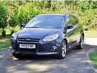 Ford Focus 1.0 Titanium X 5dr PETROL MANUAL 2013/63