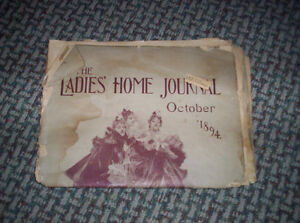 Ladies Home Journal October 1894