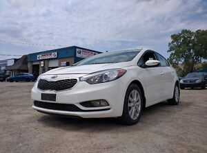 2014 Kia Forte !!! Certified & E-Tested !!! Only 23,000KM !!!