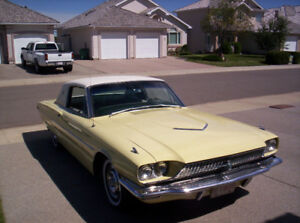 1966 FORD THUNDERBIRD LANDAU - 2 DOOR COUPE ADDITION