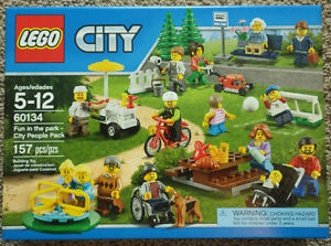 LEGO City 60134 Fun in the Park City People Pack