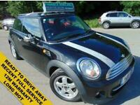 2011 MINI HATCH COOPER 1.6 COOPER 3d 122 BHP Hatchback Petrol Manual