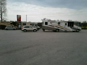 Damon RV and Honda CRV combo