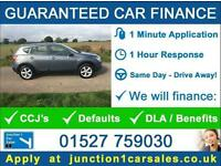 NISSAN QASHQAI 1.6 TEKNA 5 DR LEATHER 2008 08 -GUARANTEED CAR FINANCE BAD CREDIT