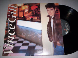 VINCE GILL THE THINGS THAT MATTER ON VINYL