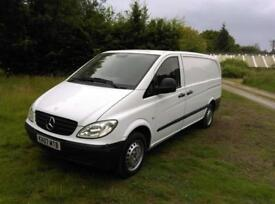 Mercedes-Benz Vito 2.1CDi 109 - Long 109CDI New Mot , Clean Van