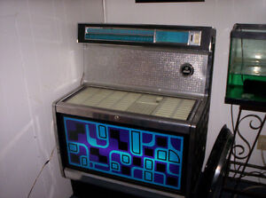 Juke Box and records