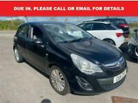 2011 11 VAUXHALL CORSA 1.4 SE (HEATED SEATS+LOW MILES) 5DR