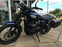 Triumph Bonneville scrambler 900, WE BUY BIKES UPTO 10 YEARS OLD, 150 USED BIKES