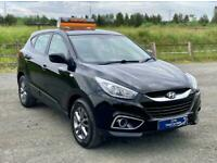 2014 Hyundai Ix35 1.7 CRDi S 5dr SUV Diesel Manual