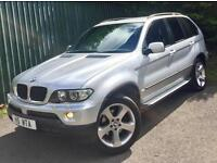 BMW X5 3.0D (218)**SPORT DIESEL**Satnav,2Keys,Vosa Checked*Just Serviced!!*