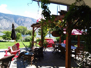Osoyoos lakefront home available October 1 to May 31, 2017