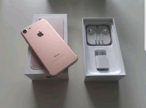 New iPhone 7 32GB Unlocked