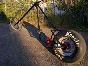 OFFER/BARTE: BICYCLE CHOPPER CUSTOM 13.FT  Kitchener / Waterloo Kitchener Area image 2