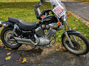 Great looking Virago turns but wont start-carb/tune needed