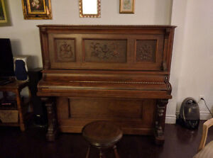 Vintage Bell Piano