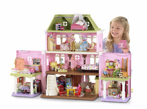 Fisher Price Family Loving Doll House