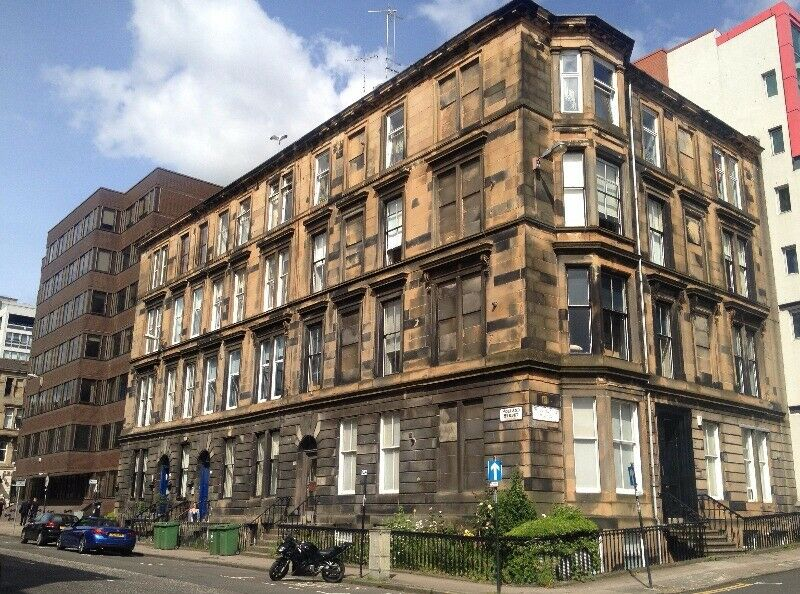 1 bedroom flat in Holland Street, City Centre, Glasgow, G2 ...